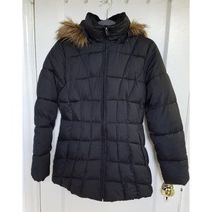 a.n.a A New Approach Faux Down Puffer Jacket